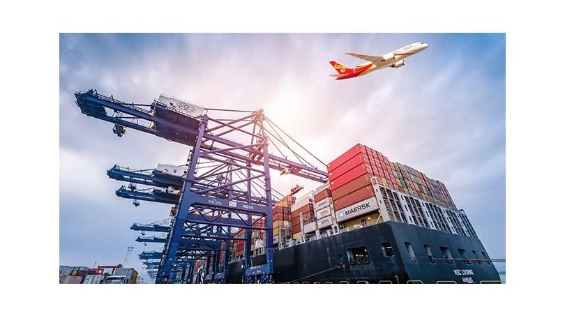 空运到达目的机场提货流程